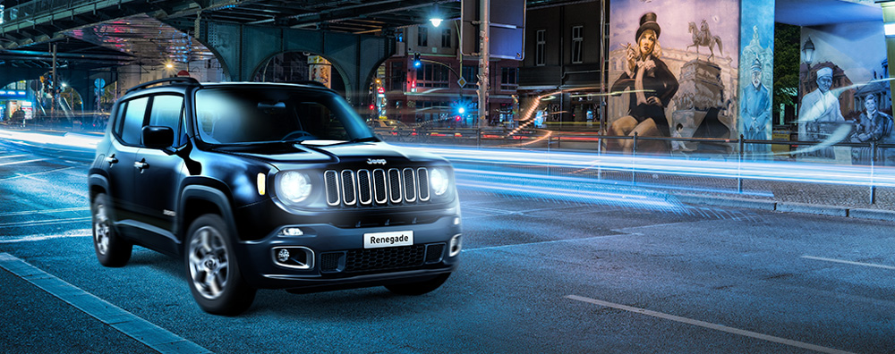Jeep Renegade Street Edition